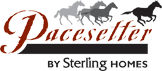 Pacesetter by Sterling Homes logo png