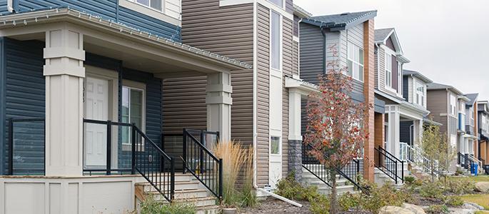 Zero Lot Line Homes