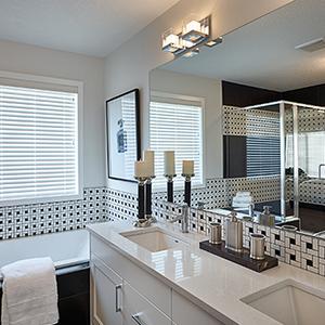 The Henderson II Front Drive Home Ensuite