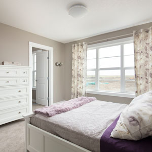 The Shane Homes Front Drive Spare Room