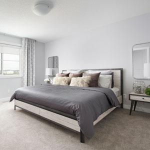 The Shane Laned Home Master Bedroom
