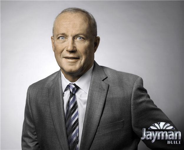 Jayman Financial's Lorne Rackel